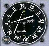 VOR indicating: Below the Glideslope, Right of the Localizer