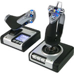 Flight Simulator X Hardware. Saitek X52 Flight Control System