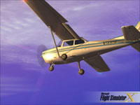 Click to enlarge! Flight Simulator 2006 screenshot